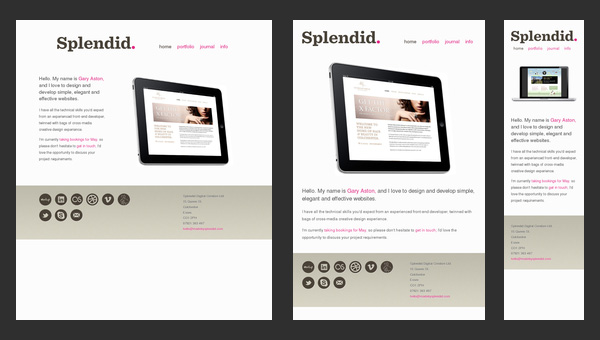 Best Responsive Web Design